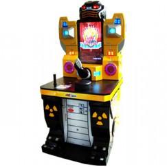 Игровой автомат силомер армрестлиг arm champs