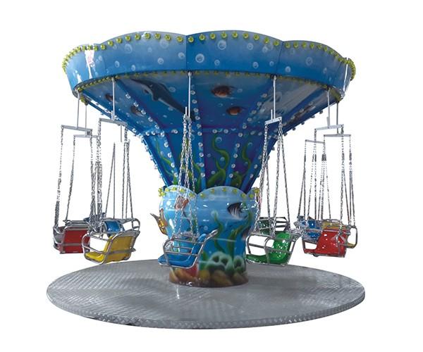 Цепочная карусель Flying chair Ocean