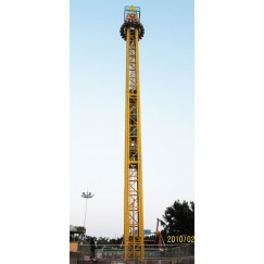 Tower rides-launch tower