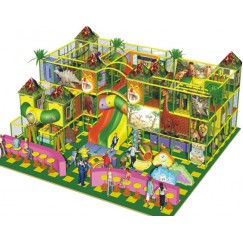 Детский лабиринт средний игровой