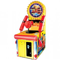 Игровой автомат силомер Boxer