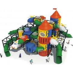 Детский лабиринт игровой