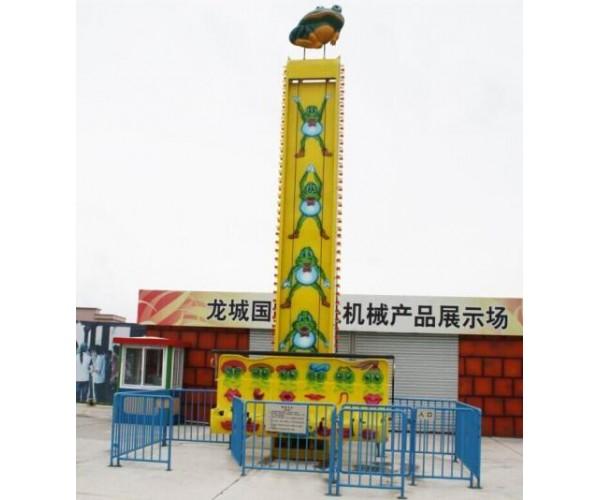 Сертифицированный аттракцион башня свободного падения