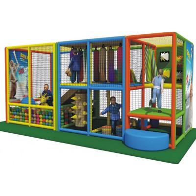 Лабиринт-батальная комната для детей