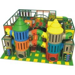 Батальный лабиринт детский с двумя башнями