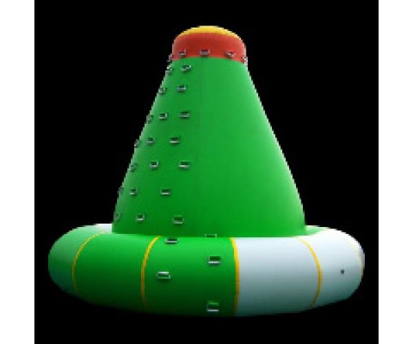 Водный аттракцион айсберг Зеленная горка