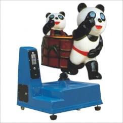 Весёлые панды