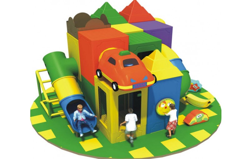 Многофункциональные игровые комнаты