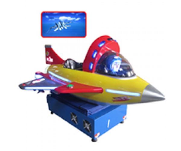 Качалка самолёт F-1