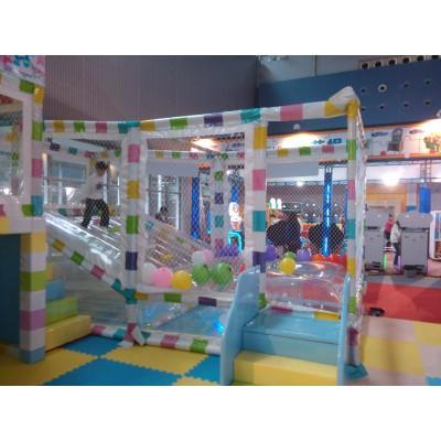 Детская мягкая игровая комната