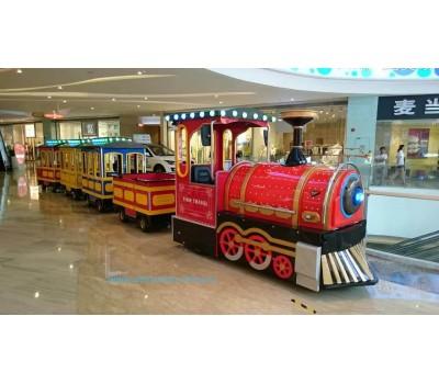 Поезда на колесах